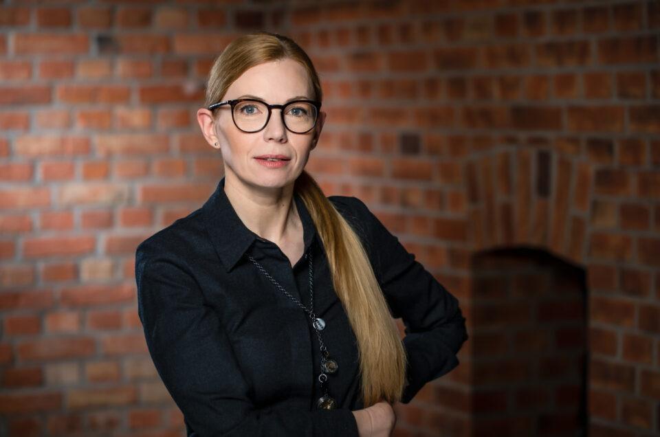 Magdalena Kowalak, prezes spółki zarządzającej Starym Browarem.