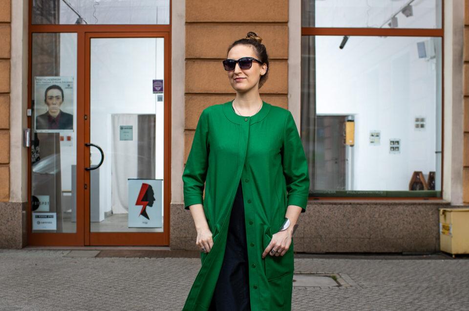 Anka Gregorczyk GALERIA CENTRALA